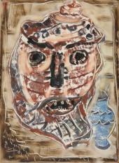 Античная маска