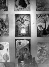 Комната ВК. «Еврейская серия»