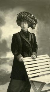 Мать Валерия Каптерева