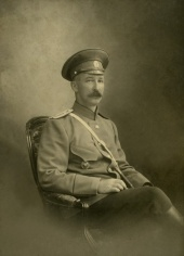 Отец Валерия Каптерева