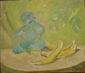 Идол с бананами