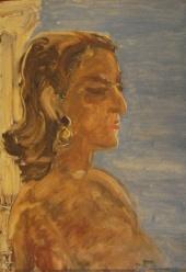 Портрет жены. Херсонес