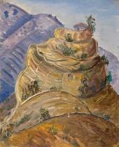 Гора-улитка